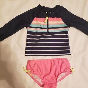 12 month swimsuit lot